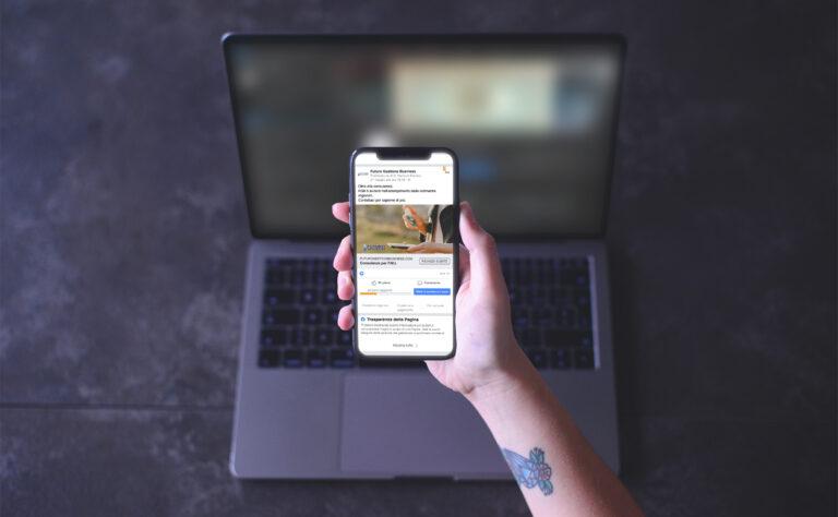 futuro gestione business social media management