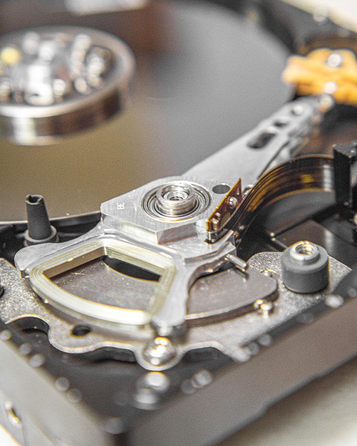 server e hard disk gc network solution