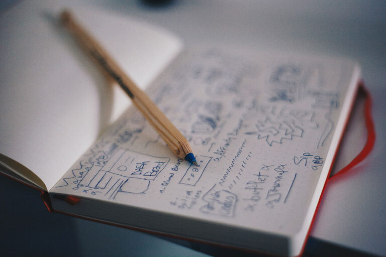 user interface and sketch