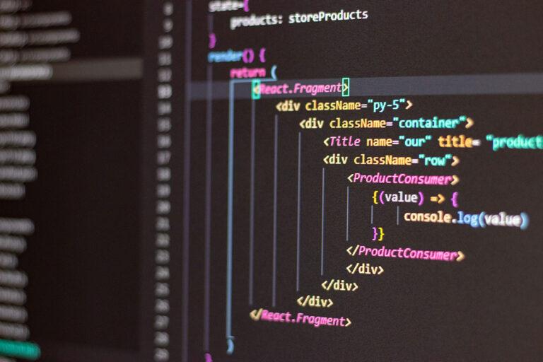 web design code