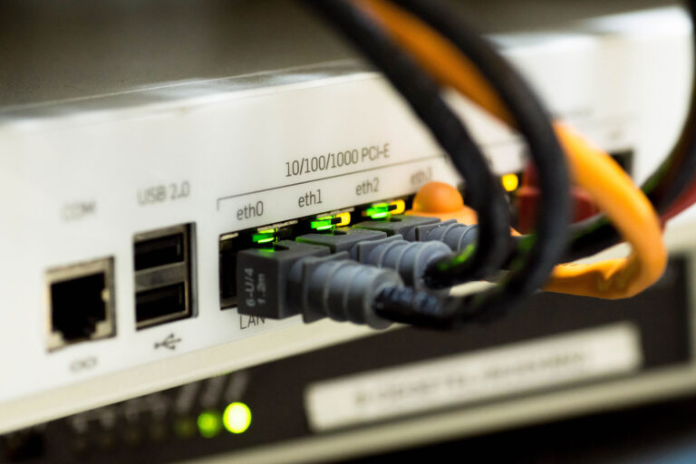 router e connessioni internet