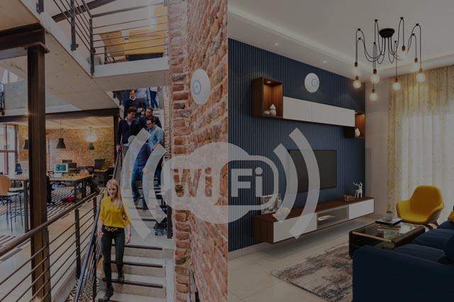 Sistemi di Copertura Wi-Fi e Cablaggio Strutturale Dati